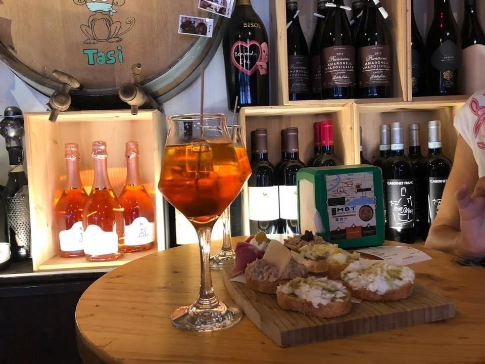 Bacaro Magna Bevi Tasi a Venezia