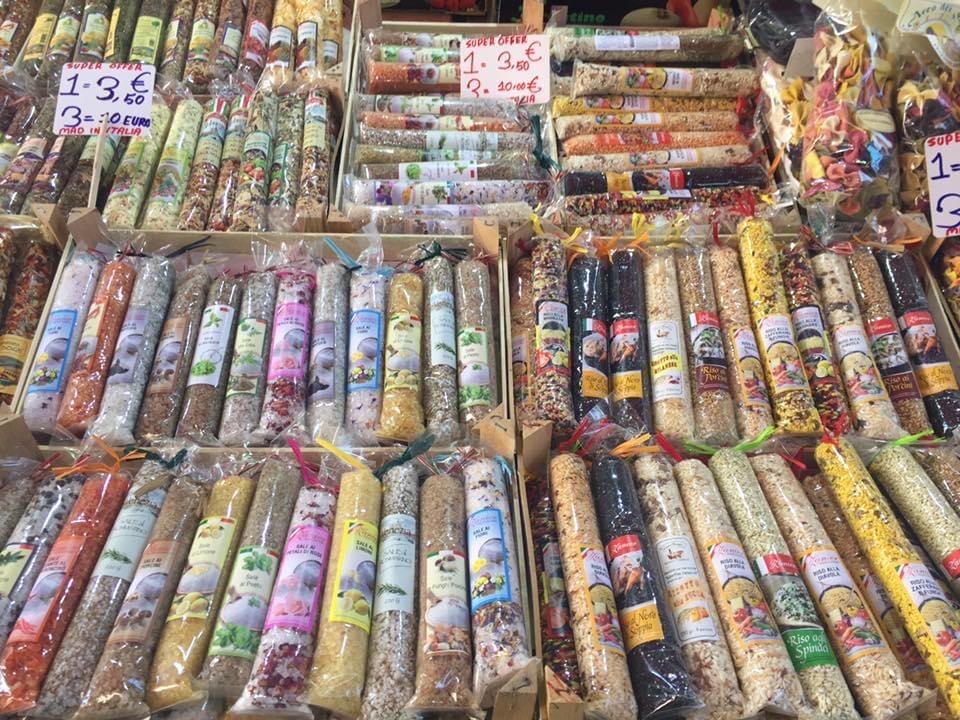 Mercato di Rialto a Venezia