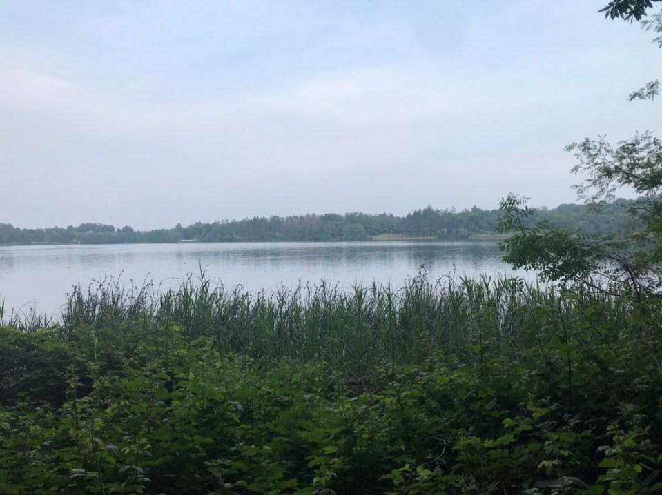 Giro del lago di Montorfano