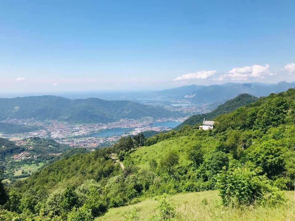 Panorama Monte Tesoro