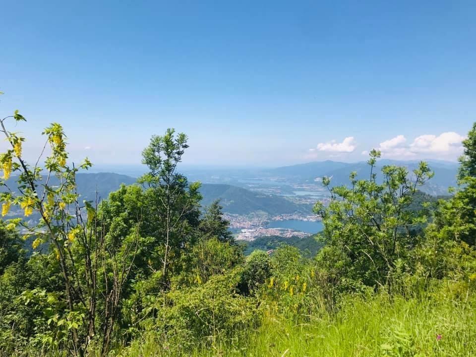 Sentiero Panoramico Monte Tesoro
