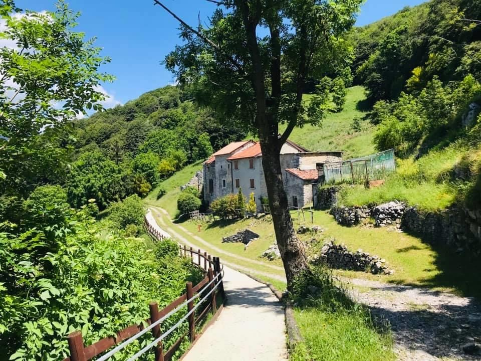 Sentiero Paolo VI Monte Tesoro