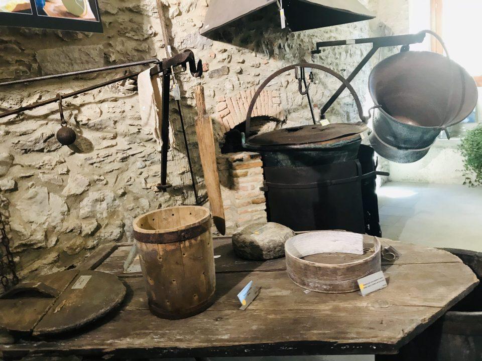 Museo del Latte a Vendrogno