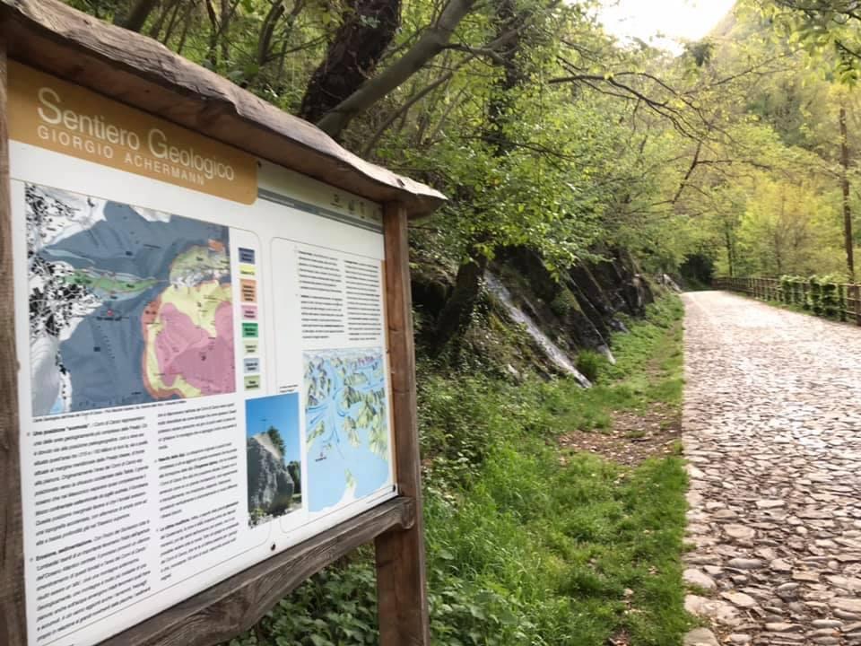Sentiero Geologico Canzo