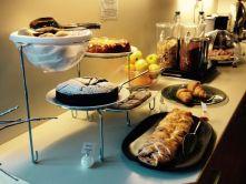 colazione all'Agriturismo al Maniero