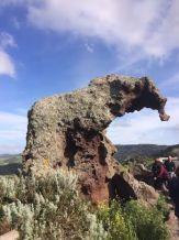 Roccia dell'Elefante Itinerario in Anglona