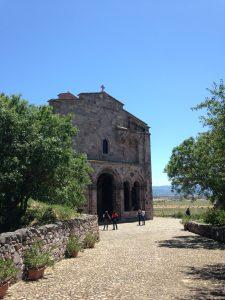 arte romanica in Sardegna Bisarcio