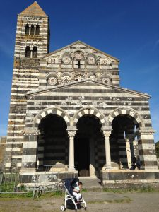 arte romanica in Sardegna Saccargia