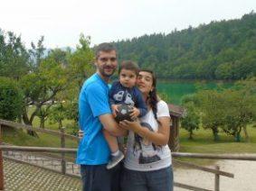 Gita al Lago di Lavarone.