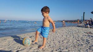 Spiaggia La Cinta a San Teodoro Sardegna