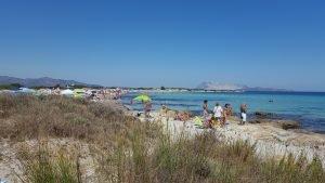 Spiaggia L'Isuledda a San Teodoro