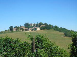 itinerario Oltrepò Pavese
