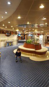 viaggiare sulle navi Tirrenia