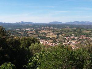 Belvedere Sa Turrida a Monti