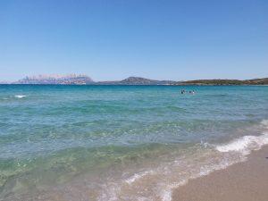 spiaggia di Pittulongu Olbia
