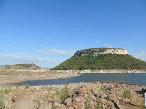 sito archeologico Lago Temo Sardegna