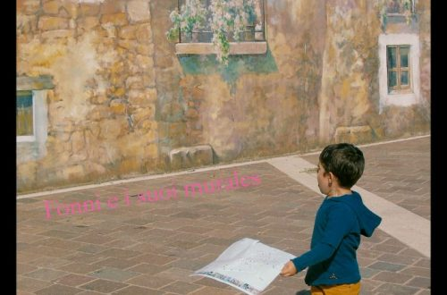 itinerario dei murales di Fonni