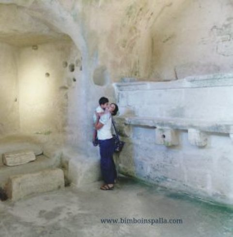 itinerario Sassi di Matera