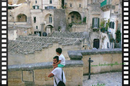 Sasso Barisano a Matera
