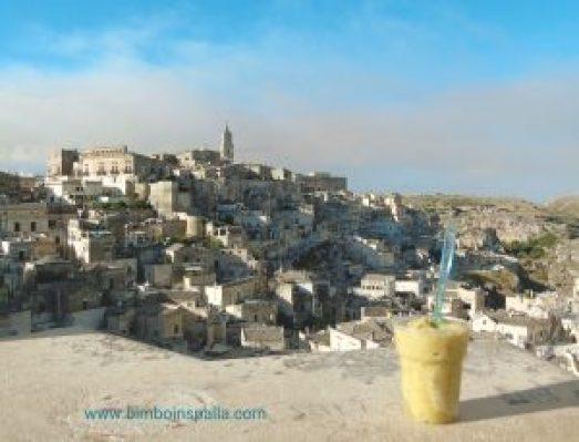 viaggio a Matera i Sassi