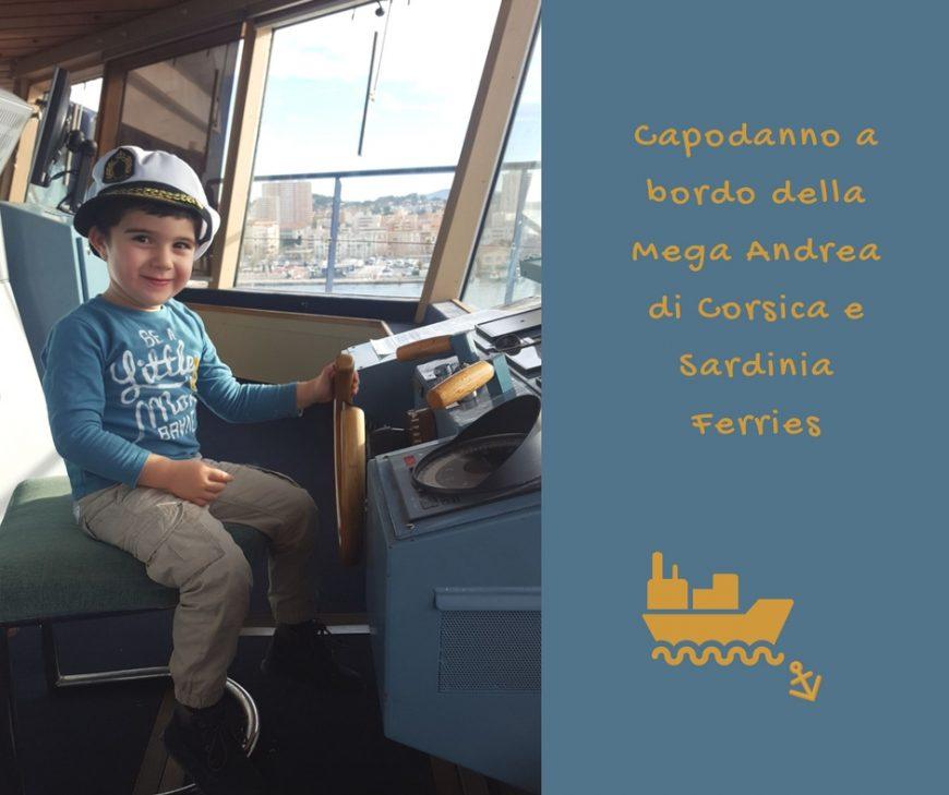 Capodanno Corsica Ferries