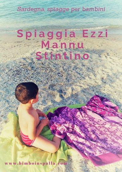 Spiaggia Ezzi Mannu a Stintino