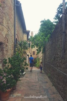 borgo medievale Monticchiello