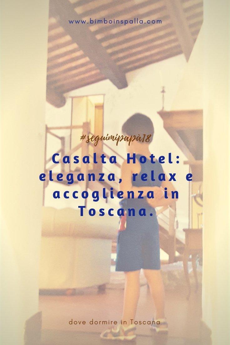 Casalta Hotel in Toscana dove dormire