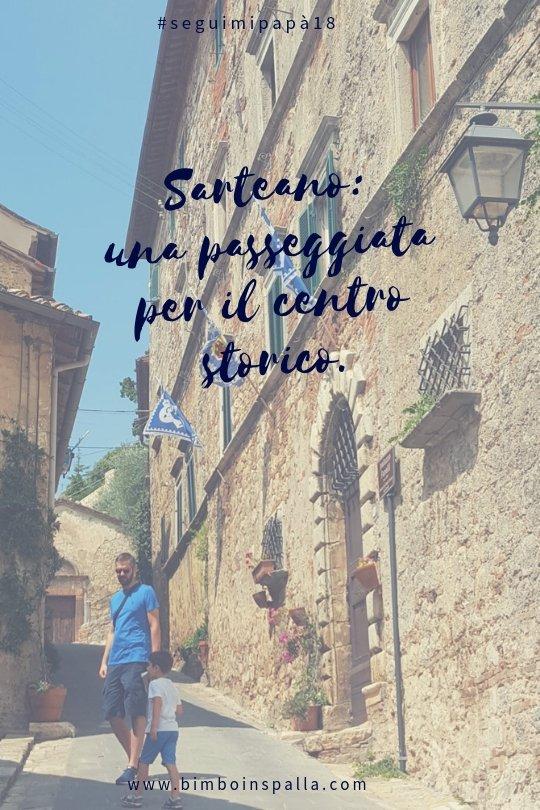 borgo di Sarteano