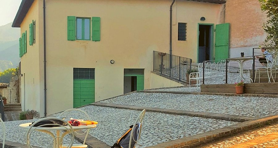 Castello di Poreta Spoleto Umbria