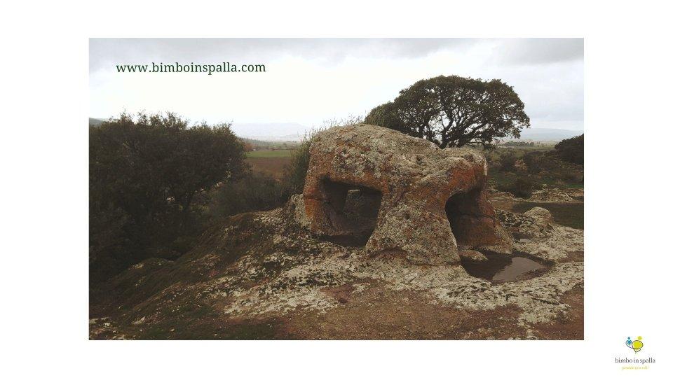 Sant'Andrea Priu archeologia Sardegna