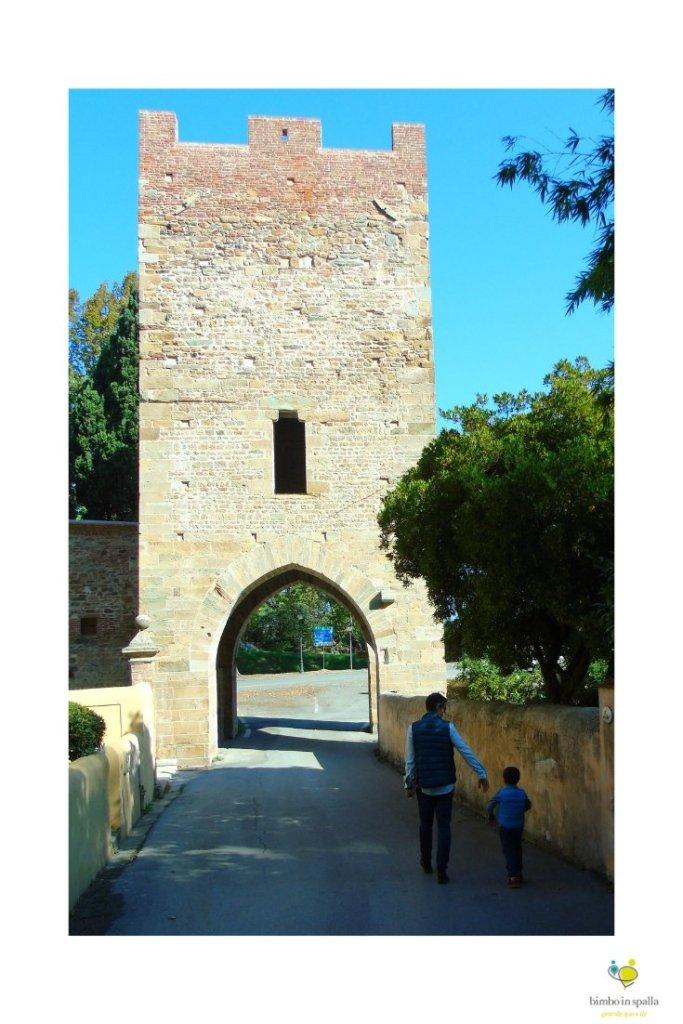 borgo medievale di Vicopisano