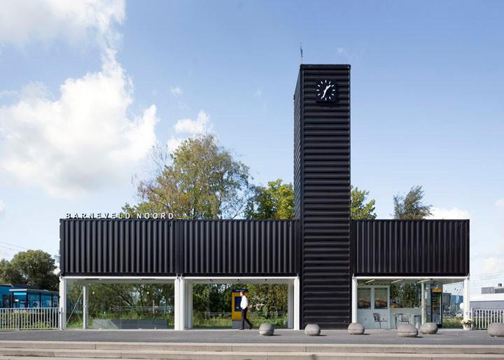 Estação de Trem na Holanda | NL Architects