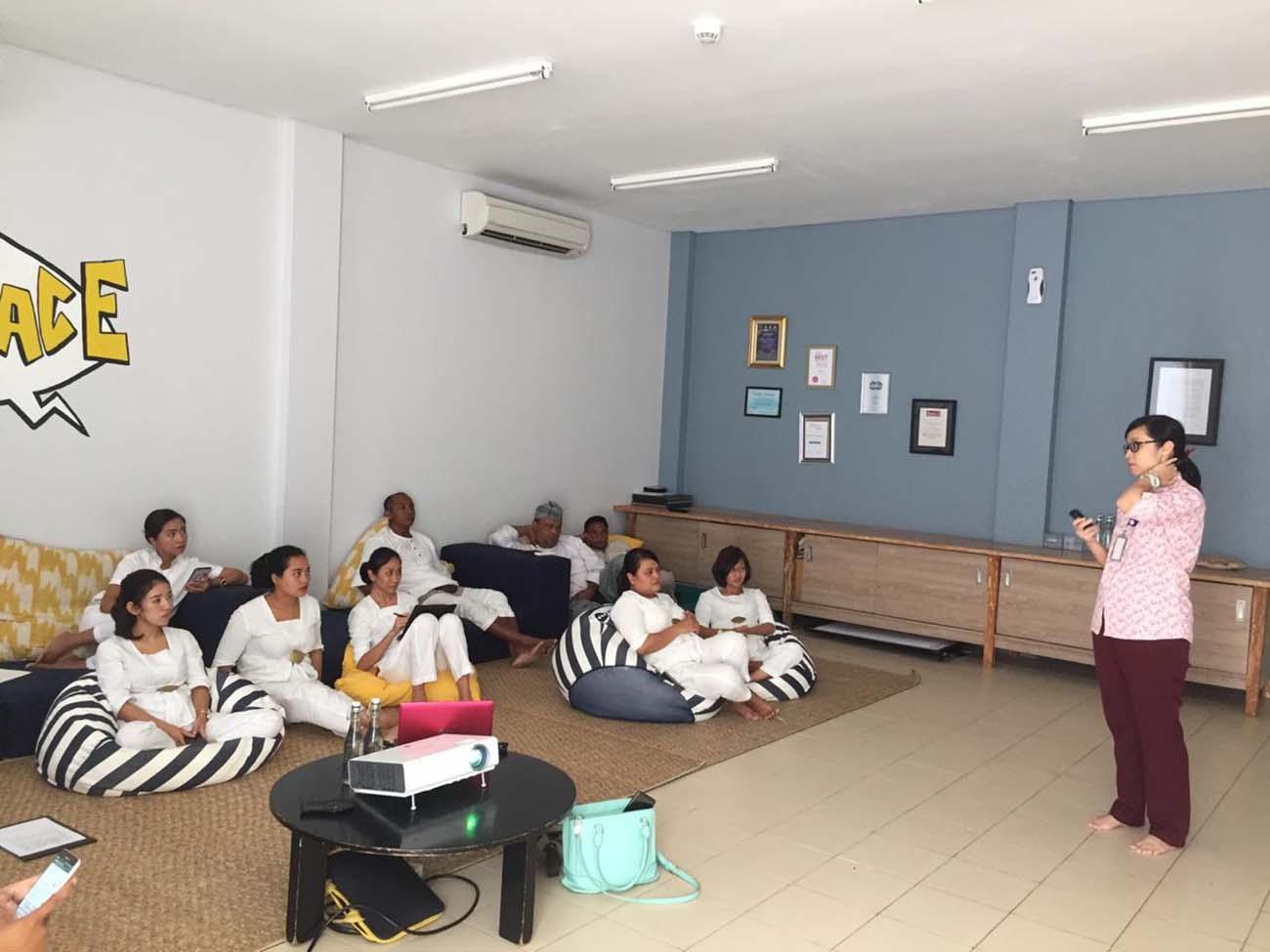 Alila Resort Uluwatu Gets Health Talk
