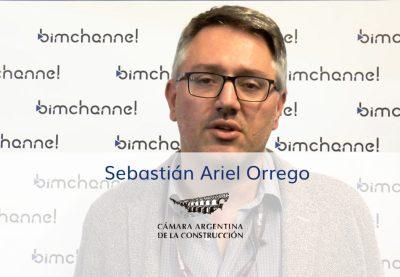 Sebastian Ariel Orrego Cámara argentina de la construcción