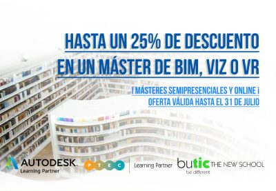 butic the new school oferta masteres bim
