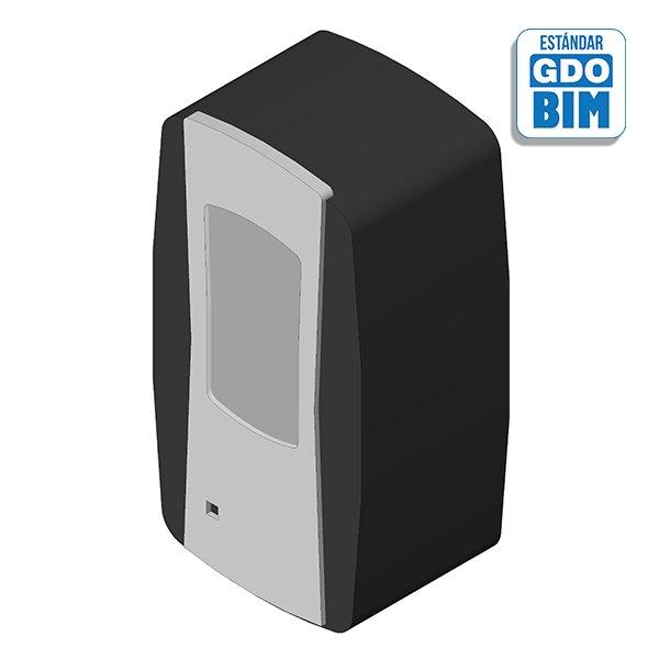 Dispensador de pared - Gel desinfección liquido 1200ml