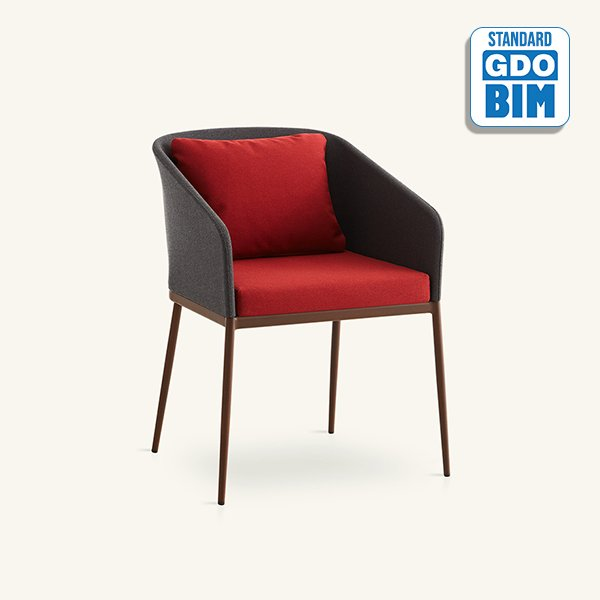 Senso chairs - dining armchair