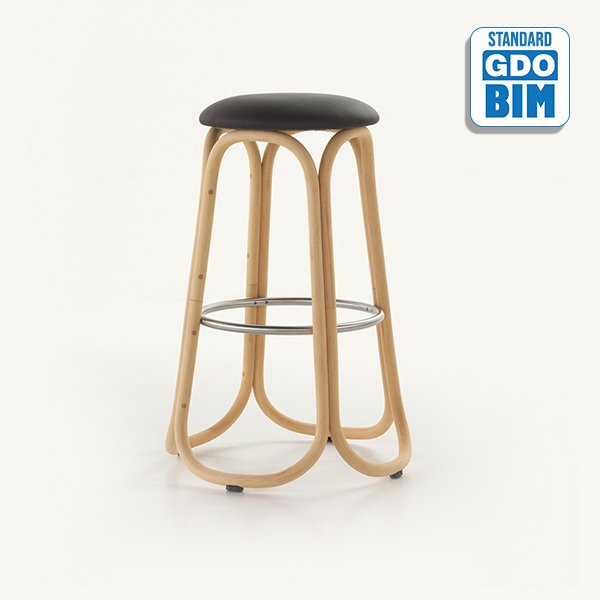Gres - high barstool
