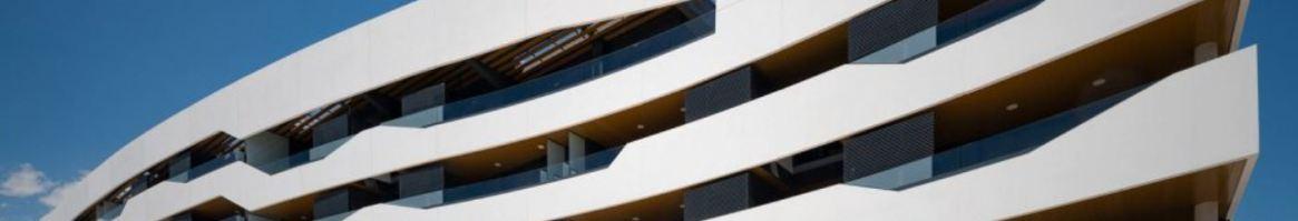 Conjunto arquitectónico del proyecto Alea Homes – Fuente Cano y Escario 2