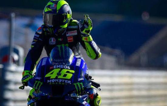 Kesalahan Fatal Rossi