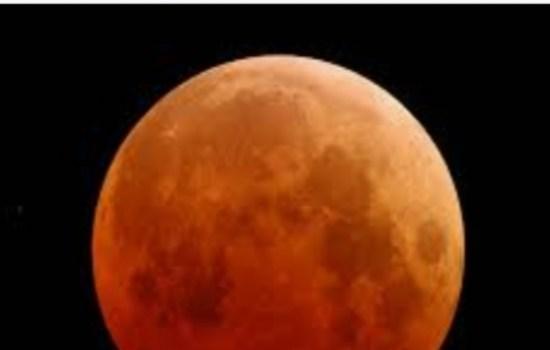 Gerhana Bulan Total Akan Terjadi Pada Tanggal Ini