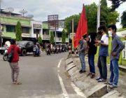 SMuR Aceh Barat Turun Ke Jalan Di Bulan Ramadhan, Mengecam Insiden MayDay