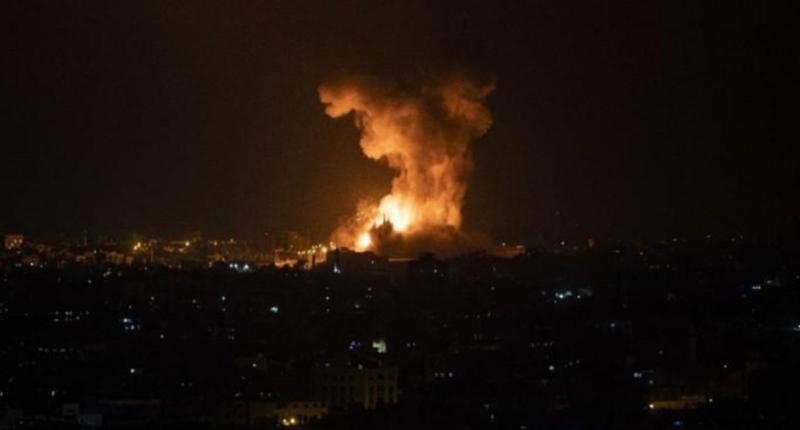 Serangan Balasan Hamas