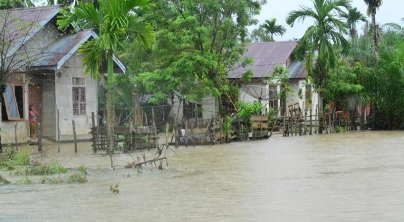 Aceh Barat Terjadi Banjir