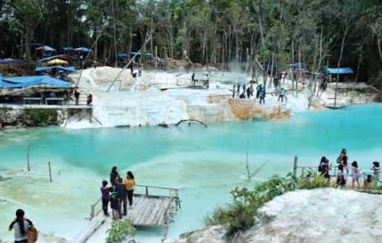 Surga Tersembunyi Dibalik Cagar Alam Sumatera Utara