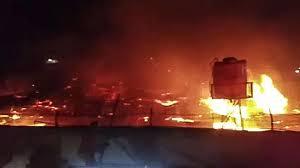 Kebakaran, 41 Napi Tewas Terkunci Dalam Sel