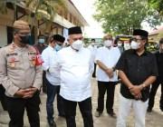 Sekda Aceh Vaksinasi Harus Selesai Sebelum Matahari Tenggelam