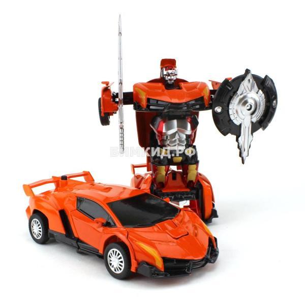 Купить Робот-машина оранжевая ламборджини - Трансформеры ...