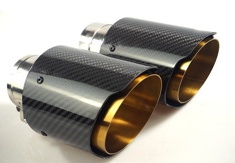 bmw f30 3 series exhaust tips for 335i